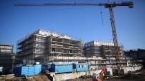 Ein Neubau in Köln