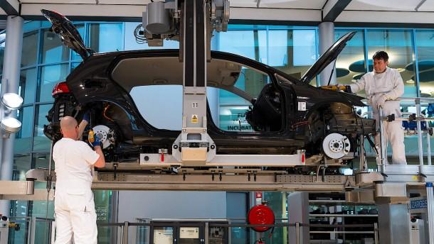 E-Mobilität bedroht 75.000 Stellen in Deutschland