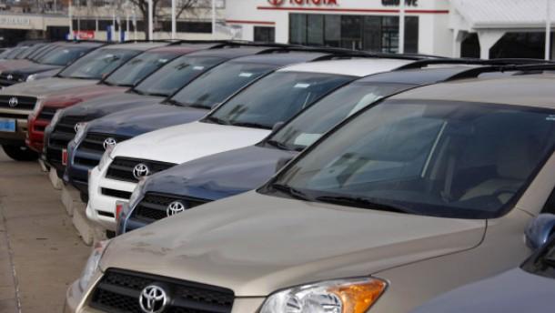 Frühjahrsbelebung am amerikanischen Automarkt