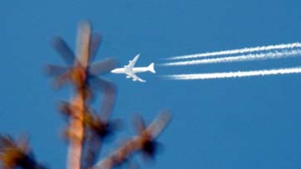 Fliegen für den Klimaschutz