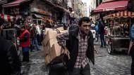 Aufschwung mit Schattenseiten: Impression aus Istanbul.