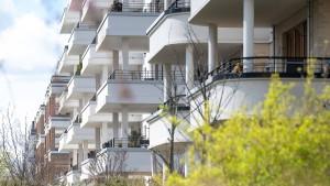 Baufinanzierungen boomen trotz höherer Kreditzinsen