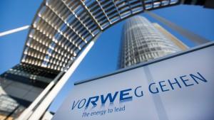 Bei RWE sieht's weiter düster aus