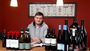 Weinhändler mit Bildungsauftrag