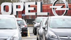 Ein Neuanfang für Opel