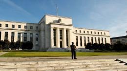 Fed fährt eine Geldpolitik der Geduld