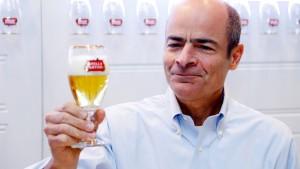 Zahltag für Brauerei-Manager Carlos Brito