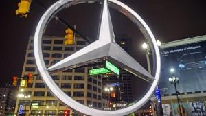 Amerikas Umweltbehörde prüft Mercedes-Abgaswerte