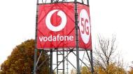 Nahe Neuss testet Vodafone den nächsten Mobilfunkstandard 5G.