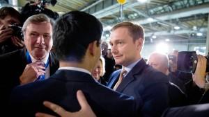 Lindner zum neuen FDP-Chef gewählt
