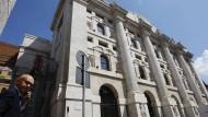Faule Kredite setzen Italiens Banken zu