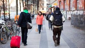 Mehr Deutsche absolvieren ihr Studium im Ausland