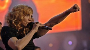 Madonna kommt bei Konzertveranstalter unter Vertrag