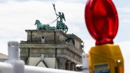Auch Dieselfahrern in Berlin droht ein Fahrverbot