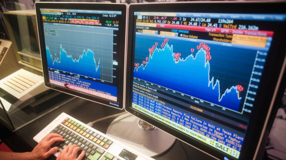 Finanz-Computerterminals: Schnüffelaffäre um Datenanbieter Bloomberg -  Wirtschaft - FAZ