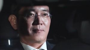 Samsung-Chef muss vor Gericht
