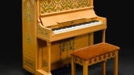 Klavier aus Casablanca versteigert