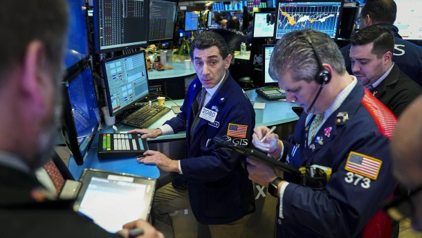 Attacke auf amerikanische Aktienrückkäufe