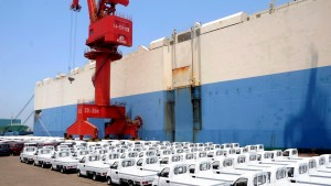 Chinas Industrie wächst langsamer