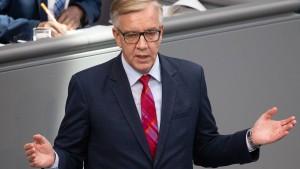 Linke will mit SPD und Grünen über Hartz-IV-Alternativen sprechen
