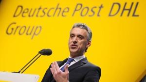 Deutsche Post verlängert Vertrag von Vorstandschef Appel