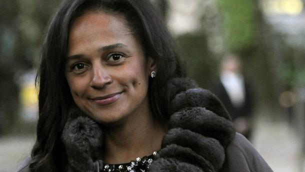 Afrikas reichste Frau gefeuert