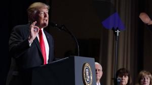 Trump will Finanzmarkt-Regulierung aufweichen