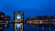 Die Konzernzentrale von ThyssenKrupp in Essen