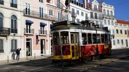 Lissabon wird für ein Wochenende abgeriegelt