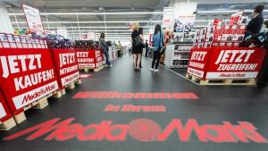 Media-Markt-Mutterkonzern verkauft sein Russlandgeschäft