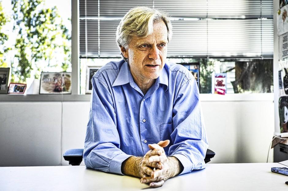 Lebende Legende des Silicon Valley: Andreas von Bechtolsheim hat das Unternehmen Sun Microsystems mitgegründet und ist einer der ersten Geldgeber der Google-Erfinder.