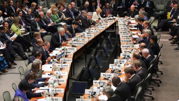 Der Währungsfonds wird umgebaut und gestärkt