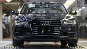 Audi ruft weitere 5000 Autos zurück