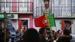 Große Zweifel an Portugal