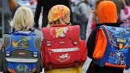 Schulkinder: Nur Projekte ihrer Eltern?