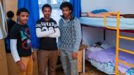 Junge Flüchtlinge sollten vor plötzlicher Abschiebung geschützt werden, wenn sie hierzulande eine Lehre beginnen.