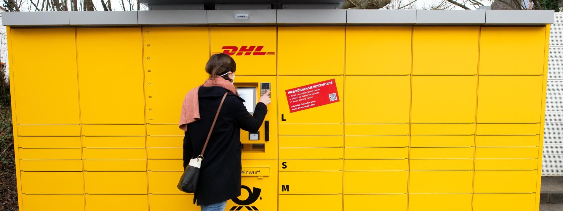 Deutsche Post will deutlich mehr Packstationen aufstellen