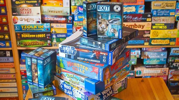Fünf Brettspiele für die Zeit des Lockdowns