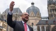 Martin Schulz in Aachen