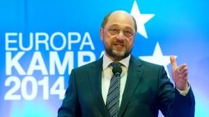Schulz will Frankreich mehr Zeit zum Sparen geben