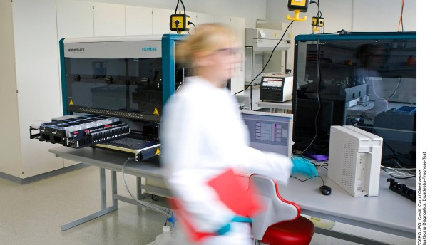 Dicke Luft im Hause Siemens Medizintechnik