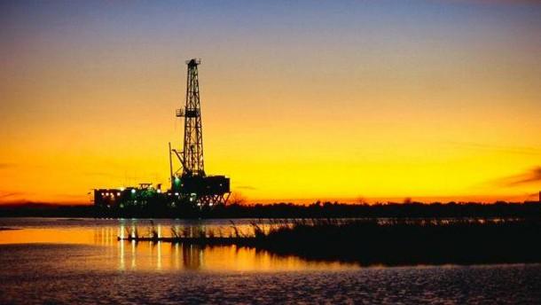 Erdölförderung in Mexiko