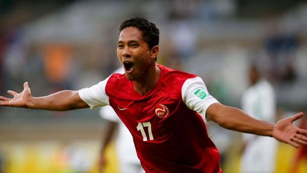 Tahiti begeistert trotz 1:6-Niederlage