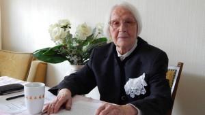 102-Jährige macht Crowdfunding