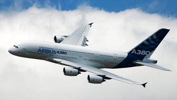 Airbus liefert wohl soviel Flugzeuge aus wie noch nie