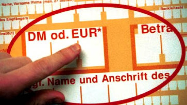 Zehn goldene Regeln: Machen Sie sich fit für den Euro!