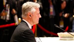 Trumps Sicherheitsberater warnt Briten und Deutsche vor Huawei