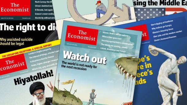 Pearson will sich auch vom Economist trennen