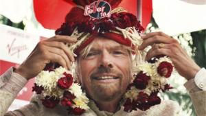 Virgin-Chef Branson greift zu