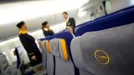 Flugbegleiter streiken Donnerstag und Freitag